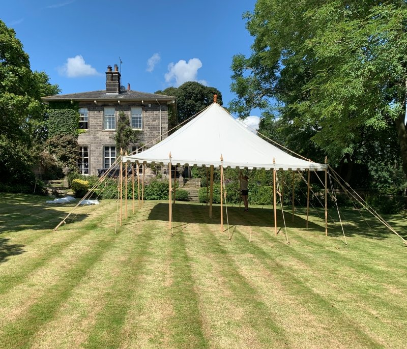 large marquee hire in yorkshire and lancashire