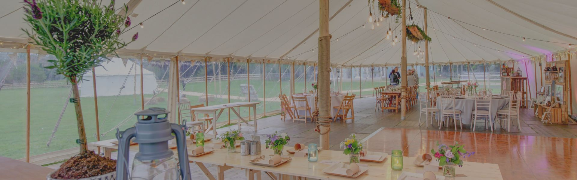 stunning pole tent marquee hire seats 50 to 500 people