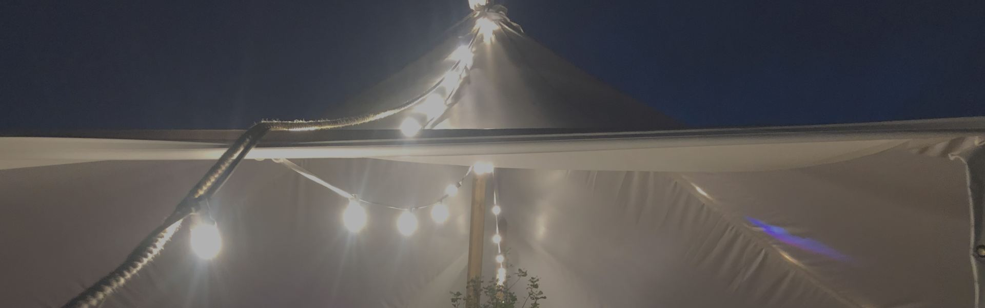 marquee hire with pole tent marquees ideal for weddings